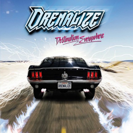 Précommande - Drenalize - Destination Everywhere - Album CD