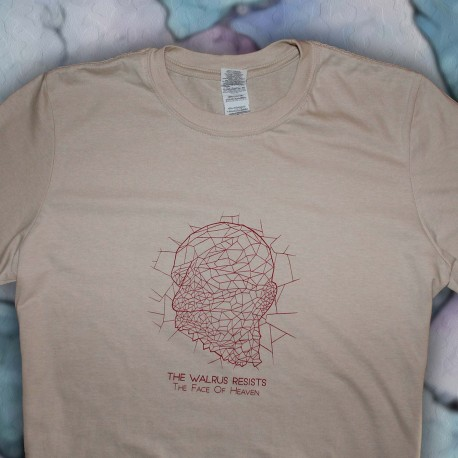 T-shirt The Walrus Resists - The Face Of Heaven