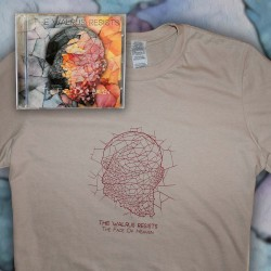 The Walrus Resists - The Face Of Heaven - Album CD