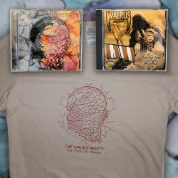 PACK PREMIUM 2 CDs (1er et 2nd album) + T-SHIRT - The Face Of Heaven Pack