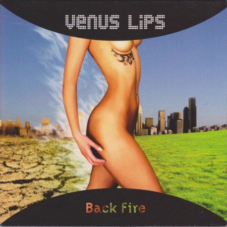 Venus Lips - Back fire - CD ep