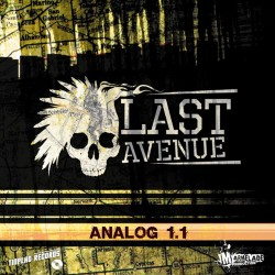 Last Avenue - Analog 1.1 - CD album