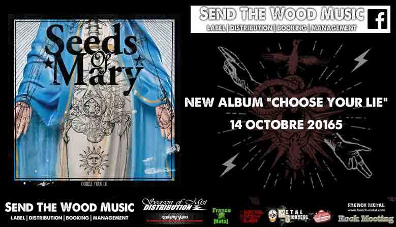 Album Choose your lie de Seeds of Mary