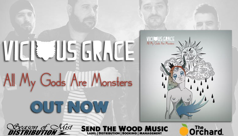 Vicious Grace : All my Gods are Monters