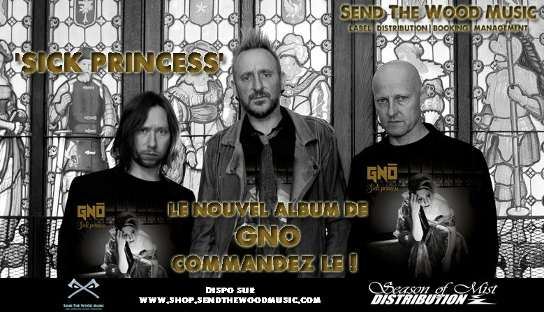 Nouvel album de Gno